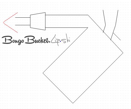 BongoBucket jako bongo
